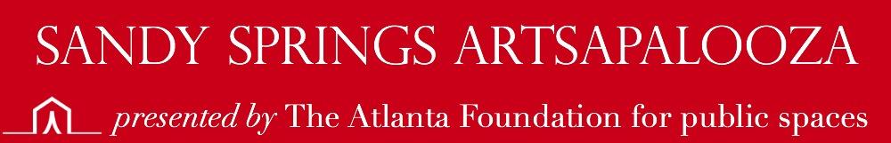 Sandy Springs Artsapalooza logo